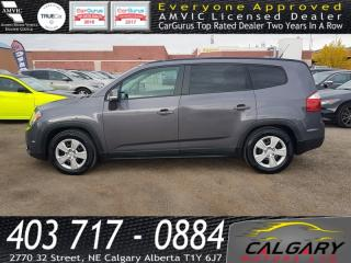 Used 2014 Chevrolet Orlando 4dr Wgn Lt for sale in Calgary, AB