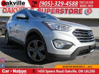 Used 2013 Hyundai Santa Fe XL LEATHER   HEATED SEATS   BLUETOOTH   7 PASSENGER for sale in Oakville, ON