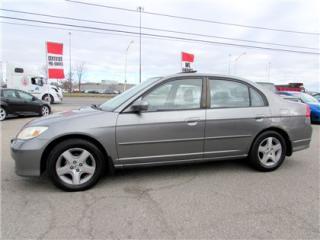 Used 2005 Honda Civic SI Ac Alloys Automatic for sale in Milton, ON