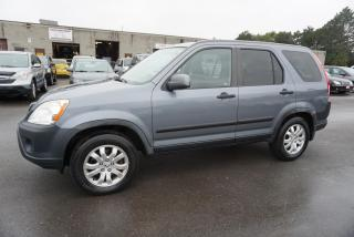 Used 2005 Honda CR-V EX AWD AUTOMATIC ALLOYS for sale in Milton, ON