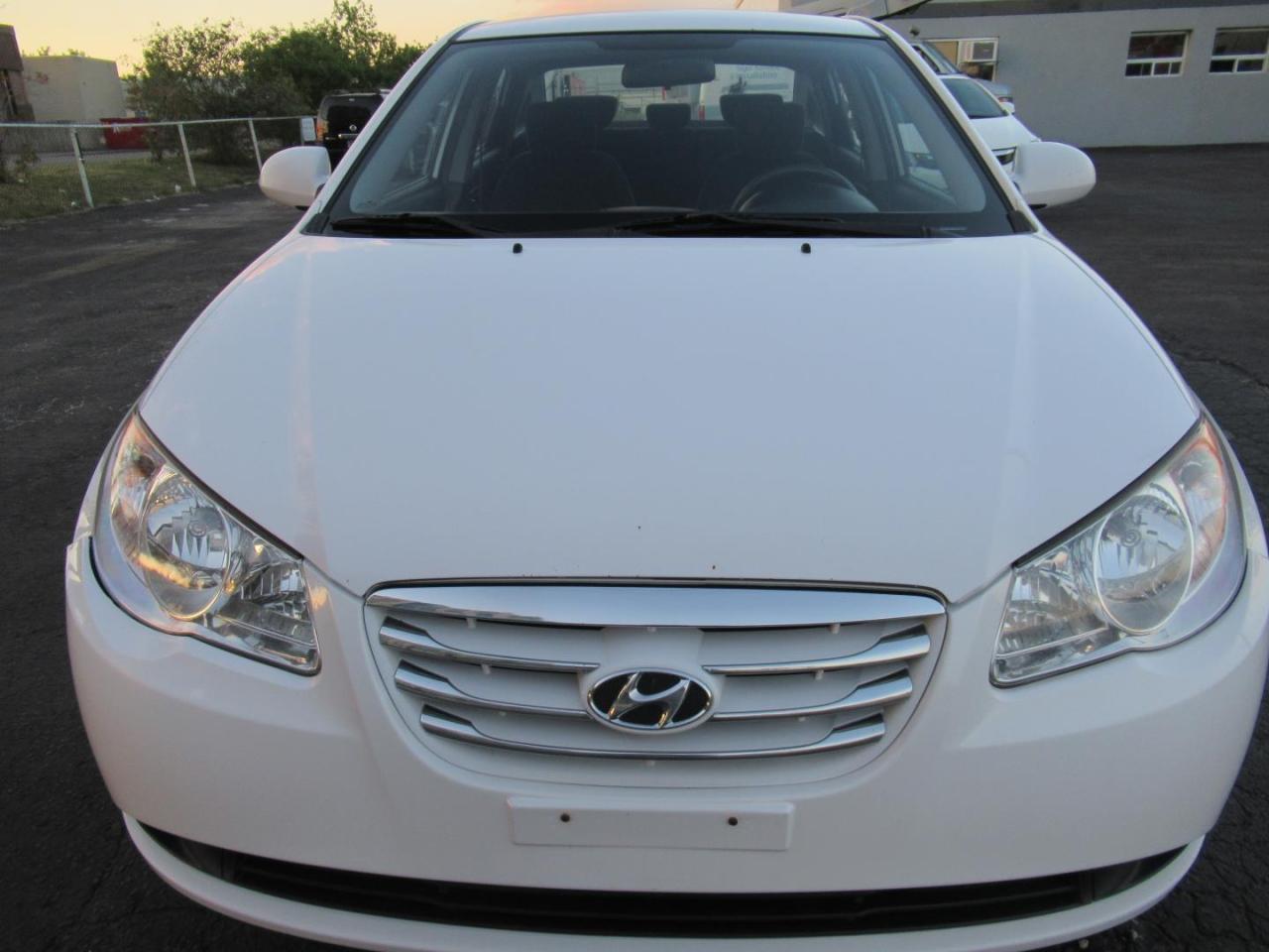 2010 Hyundai Elantra (SOLD) 4dr Sdn