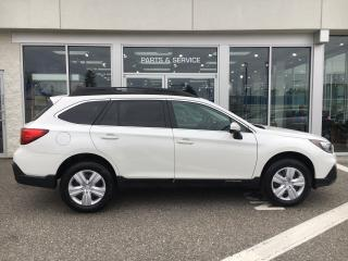 New 2019 Subaru Outback 2.5i BASE for sale in Vernon, BC