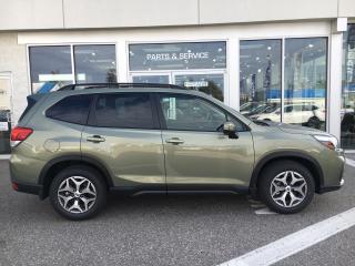 New 2019 Subaru Forester 2.5i Convenience for sale in Vernon, BC