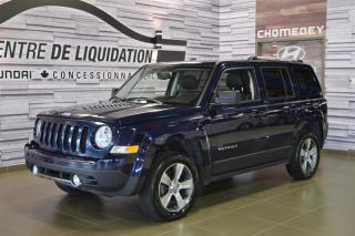 Used 2017 Jeep Patriot High Altitude for sale in Laval, QC