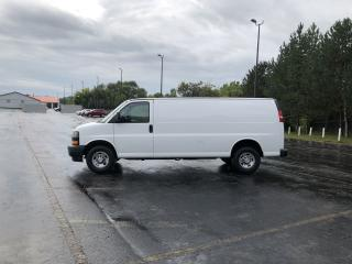 Used 2018 Chevrolet Express 2500 Cargo EXT for sale in Cayuga, ON