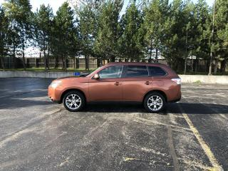Used 2014 Mitsubishi Outlander SE AWD for sale in Cayuga, ON