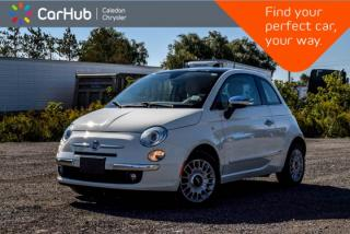 Used 2013 Fiat 500 Lounge|Sunroof|Bluetooth|Leather|Heated Front Seat|15