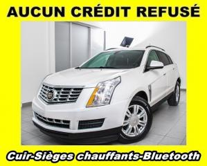 Used 2015 Cadillac SRX Premium Bluetooth for sale in St-Jérôme, QC