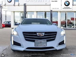 Used 2016 Cadillac CTS Sedan AWD 3.6L Luxury Pristine Condition, AWD, accident free for sale in Regina, SK