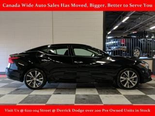 Used 2017 Nissan Maxima SL, Leather, Sunroof, Back Up Camera, Heated Seats, Power Seat for sale in Edmonton, AB