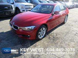 Used 2013 BMW 3 Series 328i xDrive Sedan Sunroof Leather for sale in New Westminster, BC