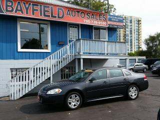 Used 2013 Chevrolet Impala LT **Alloys/Remote Start** for sale in Barrie, ON