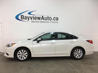 Used 2016 Subaru Legacy 2.5i Touring Package - SUNROOF! PUSH BTN START! HTD SEATS! BSD! STARLINK! ADAPTIVE CRUISE! for sale in Belleville, ON