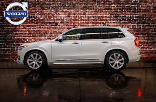 Used 2016 Volvo XC90 AWD T6 Inscription Leather Roof Nav for sale in Red Deer, AB
