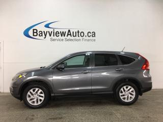 Used 2015 Honda CR-V - ALLOYS! PUSH BTN START! HTD SEATS! ECO MODE! HONDA LINK! for sale in Belleville, ON