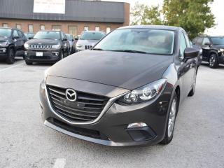 Used 2014 Mazda MAZDA3 Sport GS-SKY ONLY 52,000 KMS !!! for sale in Concord, ON