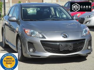 Used 2013 Mazda MAZDA3 i Touring AT 5-Door for sale in Ottawa, ON