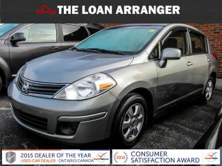 Used 2011 Nissan Versa SL for sale in Barrie, ON