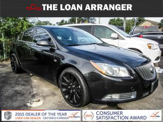 Used 2011 Buick Regal for sale in Barrie, ON