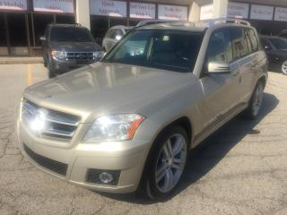 Used 2011 Mercedes-Benz GLK-Class for sale in North York, ON