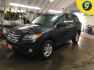 Used 2012 Hyundai Santa Fe GLS*3.5*4WD*PHONE CONNECT*HEATED FRONT SEATS/STEERING WHEEL*REMOTE START*PARK ASSIST*STEERING WHEEL CONTROL*VOICE RECOGNITION*TELESCOPIC STEERING WHEE for sale in Cambridge, ON