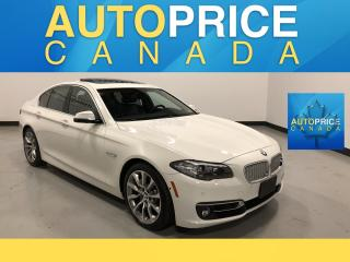 Used 2014 BMW 535 d xDrive MOONROOF|NAVIGATION|LEATHER for sale in Mississauga, ON