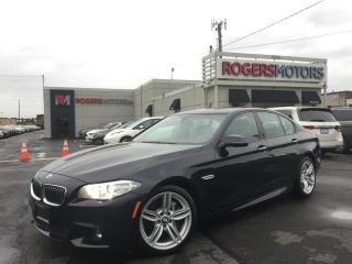 Used 2014 BMW 535 d DIESEL XDRIVE - M-PKG - NAVI - REVERSE CAM for sale in Oakville, ON