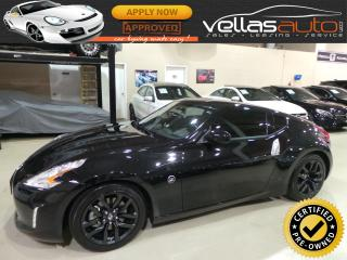 Used 2017 Nissan 370Z COUPE| 6SPEED for sale in Vaughan, ON