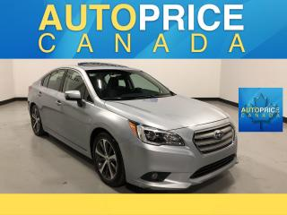 Used 2015 Subaru Legacy 3.6R Limited Package MOONROOF|NAVIGATION|LEATHER for sale in Mississauga, ON