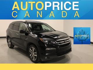 Used 2017 Honda Pilot Touring 8PASS|MOONROOF|NAVIGATION|LEATHER for sale in Mississauga, ON
