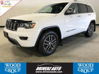 Used 2017 Jeep Grand Cherokee Limited 4X4, REMOTE START, HEATED STEERING WHEEL for sale in Calgary, AB