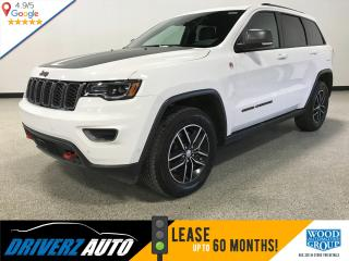 Used 2017 Jeep Grand Cherokee Trailhawk HEMI LOADED TRAILHAWK for sale in Calgary, AB