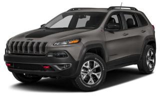 New 2018 Jeep Cherokee Trailhawk for sale in Renfrew, ON