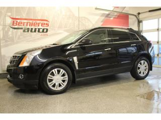 Used 2010 Cadillac SRX Luxury AWD for sale in Lévis, QC