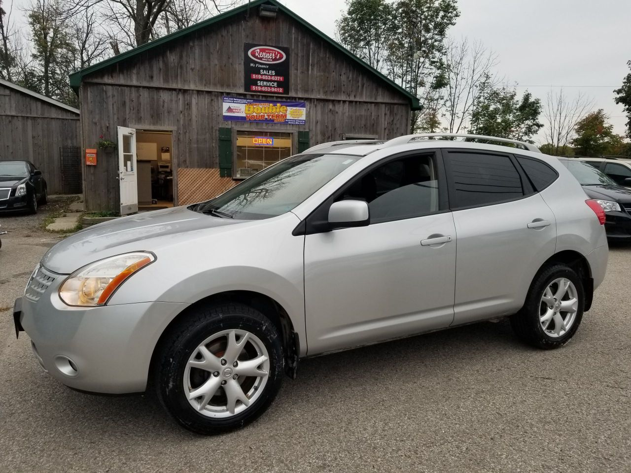 2008 nissan rogue | renner's auto sales