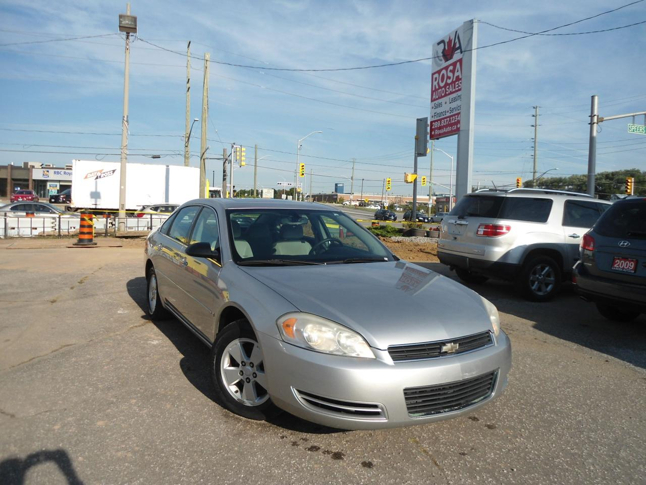 2006 Chevrolet Impala AUTO SUNROOF,ALLOY WHEELS,NEW REAR BRAKES ( PADS &