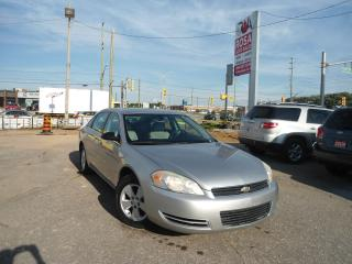 Used 2006 Chevrolet Impala AUTO SUNROOF,ALLOY WHEELS,NEW REAR BRAKES ( PADS & for sale in Oakville, ON