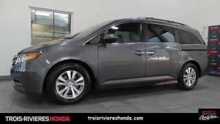 Used 2016 Honda Odyssey Familiale EX-L RES for sale in Trois-Rivières, QC