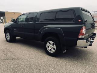 Used 2009 Toyota Tacoma V6 4WD (Serviced By Toyota) for sale in Mississauga, ON