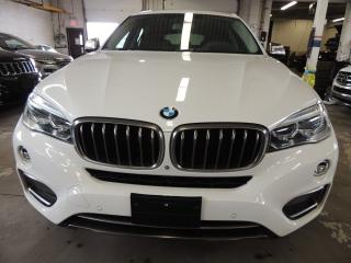Used 2015 BMW X6 xDrive35i, NAVI, HUD, SUNROOF for sale in Mississauga, ON