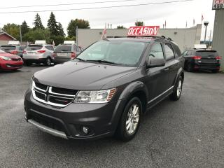 Used 2014 Dodge Journey SXT *MAGS*HITCH*A/C* for sale in Mcmasterville, QC