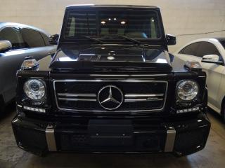 Used 2015 Mercedes-Benz G-Class G63 AMG 4MATIC, NAVI, AWD, CAMERA for sale in Mississauga, ON