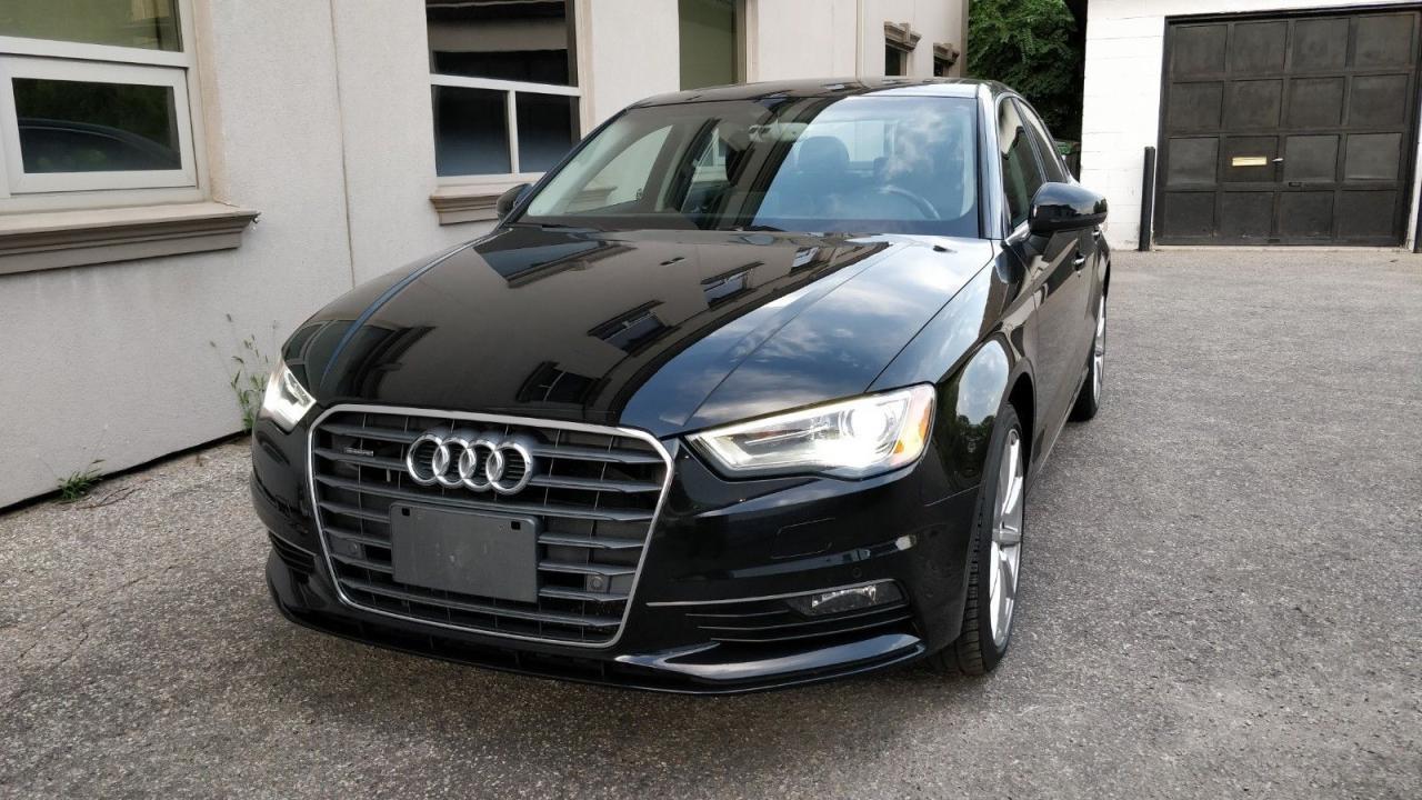 Photo of Black 2016 Audi A3