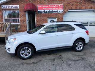 Used 2014 Chevrolet Equinox LT Back up Camera Remote Start Bluetooth for sale in Bowmanville, ON