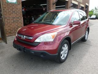Used 2007 Honda CR-V EX-L for sale in Weston, ON