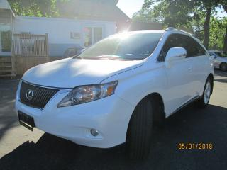 Used 2012 Lexus RX 350 Leather for sale in Scarborough, ON