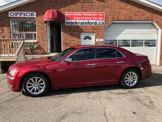 Used 2012 Chrysler 300 C 300C 5.7 Hemi Leather Pano Roof Navigation for sale in Bowmanville, ON