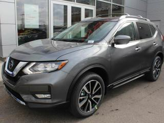 New 2019 Nissan Rogue SL AWD Equipped with Proximity Key, Push Start Button, Heated Seats, Back Up Camera, Bluetooth, Cruise Control, Leather Trim Seats, Power Driver Seats with Memory Setting, 360 Degree Camera, Navigation System, Power Liftgate, Intelligent Cruise Control an for sale in Edmonton, AB