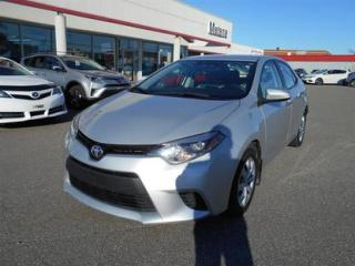 Used 2014 Toyota Corolla LE for sale in Matane, QC