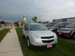 Used 2010 Chevrolet Traverse 1LS,ALL WHEEL DRIVE,8 PASSENGERS for sale in Kitchener, ON